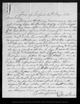 Letter from Daniel Muir to John Muir, 1861 May 16