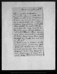 Letter from John Muir to Sarah and David Galloway, 1863 Jun 12