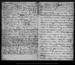 Letter from John Muir to Sarah and David Galloway, 1863 Jul