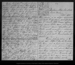 Letter from J. L. Heigh to John Muir, 1863 Nov 14