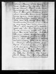 Letter from John Muir to Frances N. Pelton, ca. 1861