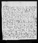 Letter from William Reid to John Muir, 1861 Mar 9