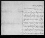 Letter from Eveline Merrill to John Muir, 1861 Jan 21