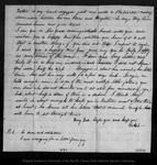 Letter from Sarah Muir Galloway to John Muir, 1863 Jan 4