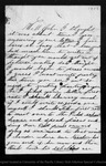Letter from Alfred Bradley Brown to John Muir, ca. 1858 by A[lfred] B[radley] Brown