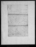 Letter from Daniel H. Muir to John Muir, 1867 May 19 by D[aniel] H. Muir