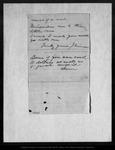 Letter from John Muir to David M. Galloway, 1863 Jun 8
