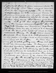 Letter from John Muir to David Galloway and Sarah Muir Galloway, 1861 Fall