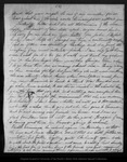 Letter from Hattie Trout to John Muir, 1866 May 10