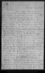 Letter from Duncan Paton to John Muir, 1863 May 7
