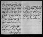 Letter from John Muir to Sarah and David Galloway, 1863 Jun 1