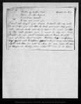 Letter from Mary Muir to David Muir, 1861 Nov 24