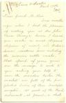 1894 Mar 14 C H Hittell to JM p1