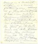 1908 Oct 14 Mary Harriman to JM p2
