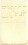 1894 Apr 16 Katie Hittell to JM p2