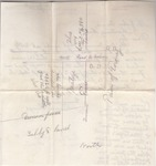 Letter from Francis George to John Muir, 1908 Sep 23