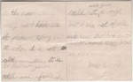 Letter from Bessie Brown to John Muir, 1893 Feb 10 by Bessie Brown