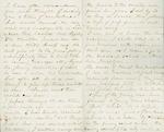 Letter from John Muir to Mr & Mrs Newton, 1863 Aug 2
