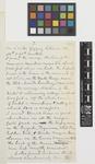 Letter from John Muir to Joseph Hooker 1879 Feb 1