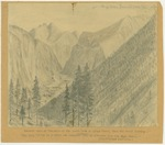 Sierra Nevada - General View of Yosemite of the South Fork of Kings River