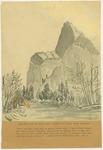 Sierra Nevada - Sentinel Rock or Half Dome, South Fork Kings River Yosemite