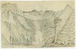 Sierra Nevada - Unidentified [Found with Yosemite Sketches]