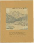 Sierra Nevada - Mount Humphreys, Head of South Fork San Joaquin