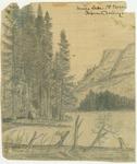 "Sierra Nevada - ""Muir's Lake, 1st Merced, Yosemite Valley"" Washburn Lake"