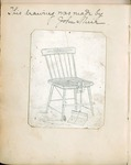 """Mechanical Drawing -""""This  drawing was made by John Muir"""""""