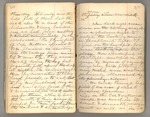 """July 1867 - February 1868, The """"thousand mile walk"""" from Kentucky to Florida and Cuba Image 111 by John Muir"""