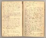 December 1872 - June 1873, Wind Storm, Pine Trees, Feeding, etc. Image 4