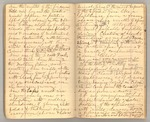 December 1872 - June 1873, Wind Storm, Pine Trees, Feeding, etc. Image 9