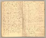 December 1872 - June 1873, Wind Storm, Pine Trees, Feeding, etc. Image 14