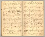 December 1872 - June 1873, Wind Storm, Pine Trees, Feeding, etc. Image 18