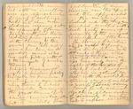 December 1872 - June 1873, Wind Storm, Pine Trees, Feeding, etc. Image 19