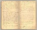 December 1872 - June 1873, Wind Storm, Pine Trees, Feeding, etc. Image 23