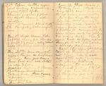 December 1872 - June 1873, Wind Storm, Pine Trees, Feeding, etc. Image 25