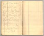 December 1872 - June 1873, Wind Storm, Pine Trees, Feeding, etc. Image 27