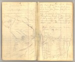 January-May 1873, Yosemite Fall, Ice Cone, etc. Image 4 by John Muir