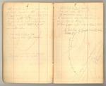 June 1873, Mt. Lyell Studies, Glacier Cañon Erosion Image 5