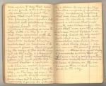 June 1873, Mt. Lyell Studies, Glacier Cañon Erosion Image 23