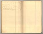 June 1873, Mt. Lyell Studies, Glacier Cañon Erosion Image 33