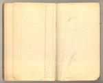 June 1873, Mt. Lyell Studies, Glacier Cañon Erosion Image 36