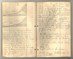 April 1875, Glaciers, Dead Rivers, Sketches, Shasta Storms Image 3 by John Muir
