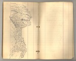 April 1875, Glaciers, Dead Rivers, Sketches, Shasta Storms Image 11