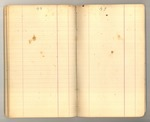 May-August 1876, South Dome Ridge, etc. Image 24 by John Muir