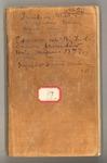 May-July 1877, Travels in Utah, etc. Image 1 by John Muir