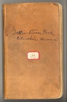 August 1885, Yellowstone Park, Columbia River, etc. Image 1 by John Muir