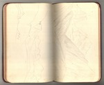 June-July 1890, Sketches of Glaciers Made Around Muir Glacier, Alaska Image 15