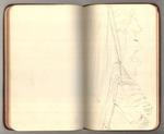 June-July 1890, Sketches of Glaciers Made Around Muir Glacier, Alaska Image 18
